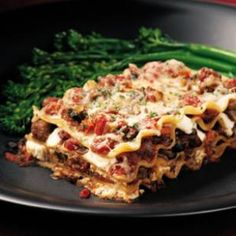 Classic Lasagna from eatingwell.com