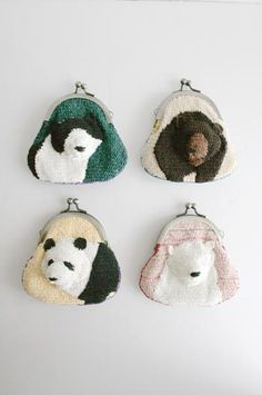 hipota animal purses