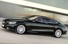 Mercedes S-class coupe leaked ahead of Geneva debut