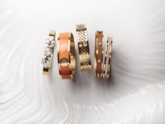 Bangles from our SS15 collection - The Journey