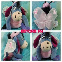 Eeyore love bug.. girly donkey