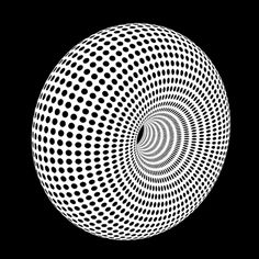 gif by Mathew Lucas ✌︎ Illusion Kunst, Optical Illusion Gif, Cool Optical Illusions, Illusion Art, Trippy Gif, Amazing Gifs, Psychedelic Art, Abstract Photography, Geometric Art