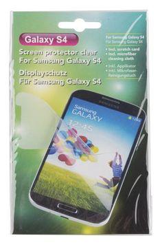 Samsung Galaxy S4 Screenprotector Samsung Galaxy S4, Galaxy Phone, Apple Ipad, Smartphone