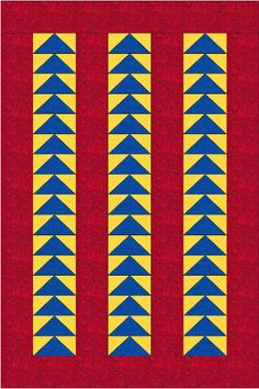 Free Quick and Easy Quilt