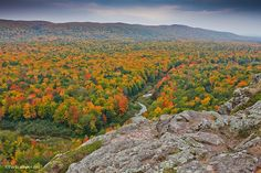 Porcupine Mountains State Park – Silver City | Best Campgrounds in Michigan | U.S States Camping Parks Every Family Will Love! http://survivallife.com/best-campgrounds-in-michigan/