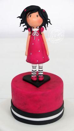 Gorjuss Cake by Carla Martins