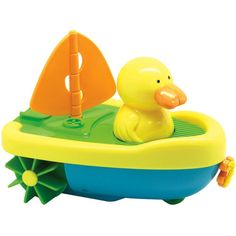 Banho Feliz Marujos - Pato Marinheiro - Dican