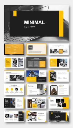 Simple Powerpoint Templates, Powerpoint Slide Designs, Powerpoint Design Templates, Graphic Design Templates, Layout Template, Presentation Slides Design, Presentation Layout, Presentation Templates, Business Presentation