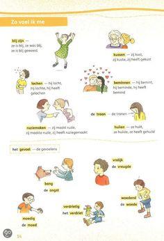 Learning Dutch - feelings