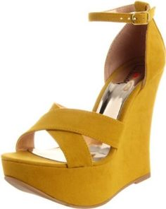 Luichiny Women's Not Enough Pump $64