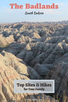 Learn where the best family friendly hiking trails and scenic viewpoints are in Badlands National Park, South Dakota. Badlands National Park, National Parks, South Dakota Vacation, Yellowstone Vacation, Hiking With Kids, Travel Photography, Street Photography, Best Hikes, Family Adventure