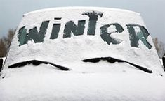 winter-weather-preparedness - What to keep in your car during the winter months.