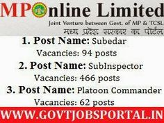 Government Jobs in MP