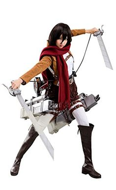 Cos2be Costume For Attack on Titan Cosplay(Men-XL) Cos2be http://www.amazon.com/dp/B00PXSLC42/ref=cm_sw_r_pi_dp_ZwUVvb1DJ9KN8