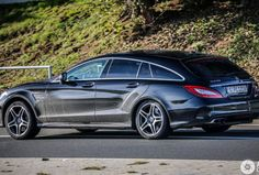CLS Shooting Brake (X218) Mercedes used - http://autotras.com