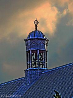 https://flic.kr/p/DWzyYF   De Burgh Chapel   I love the effect of the sky.