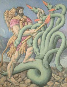 .;. Σάμιος Παύλος – Pavlos Samios [1948] Λερναία Υδρα, 1988 Classical Period, Classical Art, Hellenistic Period, Minoan, Conceptual Art, Painters, Printmaking, Contemporary Art, Greece