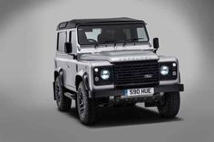 The 'Defender 2,000,000' vehicle features a plethora of distinctive finishing touches. A map of Red Wharf Bay - where the design for the original Land Rover was first drawn in the sand - is engraved into the aluminium fender, which contrasts with the exterior Indus Silver satin paint. A unique 'no 2,000,000' badge sits on the rear of the vehicle, which is mirrored on the interior console. The design is finished with Santorini Black wheels and wheel arches, roof, door hinges, grille and…