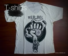 T - Shirt Rebbel Ref 004i www.rebbel.co