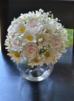 Wedding bouquet made of polimer clay ''  Cloud of by natttik1, $360.00