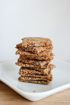 Bak dine egne glutenfri, sukkerfri og melkefri mandelkjeks!
