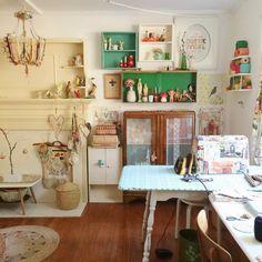 dottie angel: 'an atelier of sorts'...