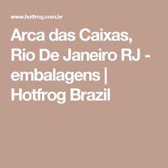 Arca das Caixas, Rio De Janeiro RJ - embalagens | Hotfrog Brazil
