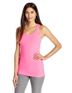 Beyond Yoga Women's Long Racerback Cami, Pink Cheer, X-Large Beyond Yoga http://www.amazon.com/dp/B00OMFCCDC/ref=cm_sw_r_pi_dp_4TxHvb1GNQRJ7