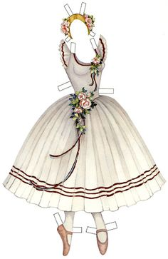 Sabrina the Prima Ballerina http://www.pinterest.com/elainemilewsky/still-livin-in-a-paper-doll-world/