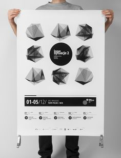International Theatre Festival DIFFERENT SITUATIONS 2  #graphic #design