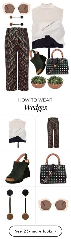 """Casual"" by grinevagh on Polyvore featuring Marni"