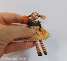 Working for Carrots: My Dolls (Sold)