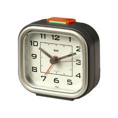 Squeeze-Me Travel Alarm Clock