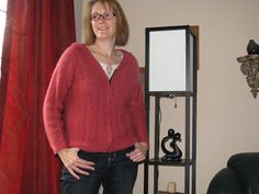Chris Knits in Niagara: Rosy Hoody