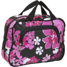 $34.00-$34.00 Roxy Girl Hand in Hand (Pow Wow Pink) - Hand In Hand from Roxy is a stylish all over printed canvas cosmetic case. http://www.amazon.com/dp/B00590REE6/?tag=pin0ce-20