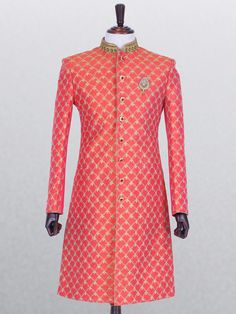 New Mens Fashion Indian Groom Outfit Ideas Sherwani Groom, Mens Sherwani, Wedding Sherwani, Punjabi Wedding, Tuxedos, Trendy Mens Fashion, Indian Men Fashion, Groom Fashion, India Fashion