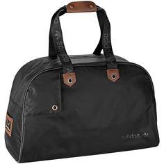 Adidas Holdall Bag, Black