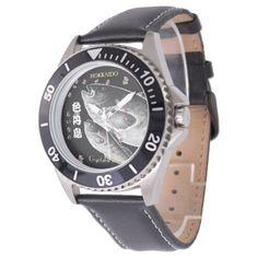 あいなめ桜色丹島japan wrist watch - accessories accessory gift idea stylish unique custom