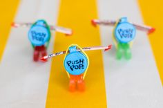 Make-It & Take-It Party Favors (For $5 or Less!) #cheap #kidsbirthday #partyfavor