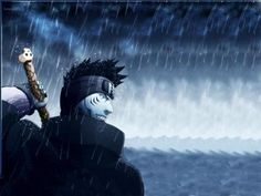 ImageFind images and videos about naruto, akatsuki and kisame on We Heart It - the app to get lost in what you love. Naruto Shippudden, Itachi Uchiha, Kakashi, Boruto, Shark Man, Naruto Characters, In The Flesh, Akatsuki, Super Powers