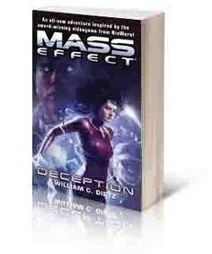 Mass Effect: Deception - Libro (Romanzo)