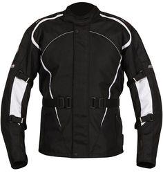 Buffalo Storm Tourer Motorcycle Jacket Black, - playwellbikers.co.uk - Free Balaclava - http://playwellbikers.co.uk/jackets/buffalo-storm-tourer-motorcycle-jacket-black/