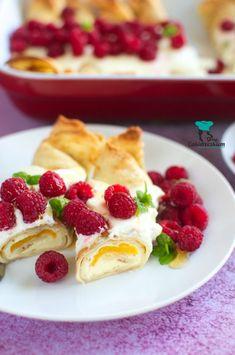 Polish Recipes, Polish Food, Magic Recipe, Cooking Recipes, Healthy Recipes, Nutella, Sweet Recipes, Food Photography, Good Food