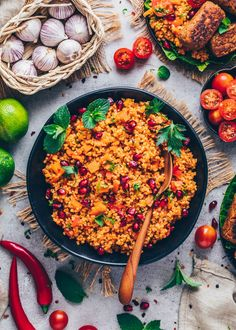 Armenian Recipes, Turkish Recipes, Ethnic Recipes, Armenian Food, Salad Recipes, Vegan Recipes, Cooking Recipes, Mexican Sweet Potatoes, Vegan Feta Cheese