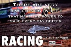 Race Car Quotes Beauteous Pinrhiley Hetherington On Racing  Pinterest  Dirt Track And .