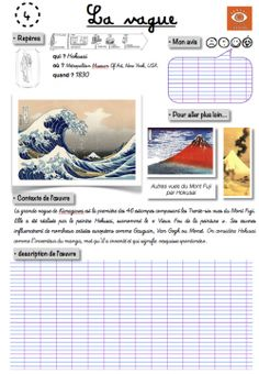 Histoire de l'art : de nombreuses fiches History Lessons For Kids, History Teachers, Art Lessons, Art History Timeline, Art History Memes, Art Montessori, Montessori Elementary, Elements Of Art Color, Ecole Art