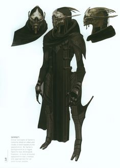 I really like this outfit. Turian fashion. Damn now there's some crazy trends.