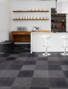 Texline Urban - Seattle Blue Grey #gerflor #design #flooring