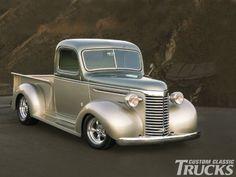 1940 #Chevrolet Truck