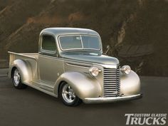 1940 Chevy Pickup Trucks | 1940 Chevrolet Truck - David Wilson's '40 Chevy
